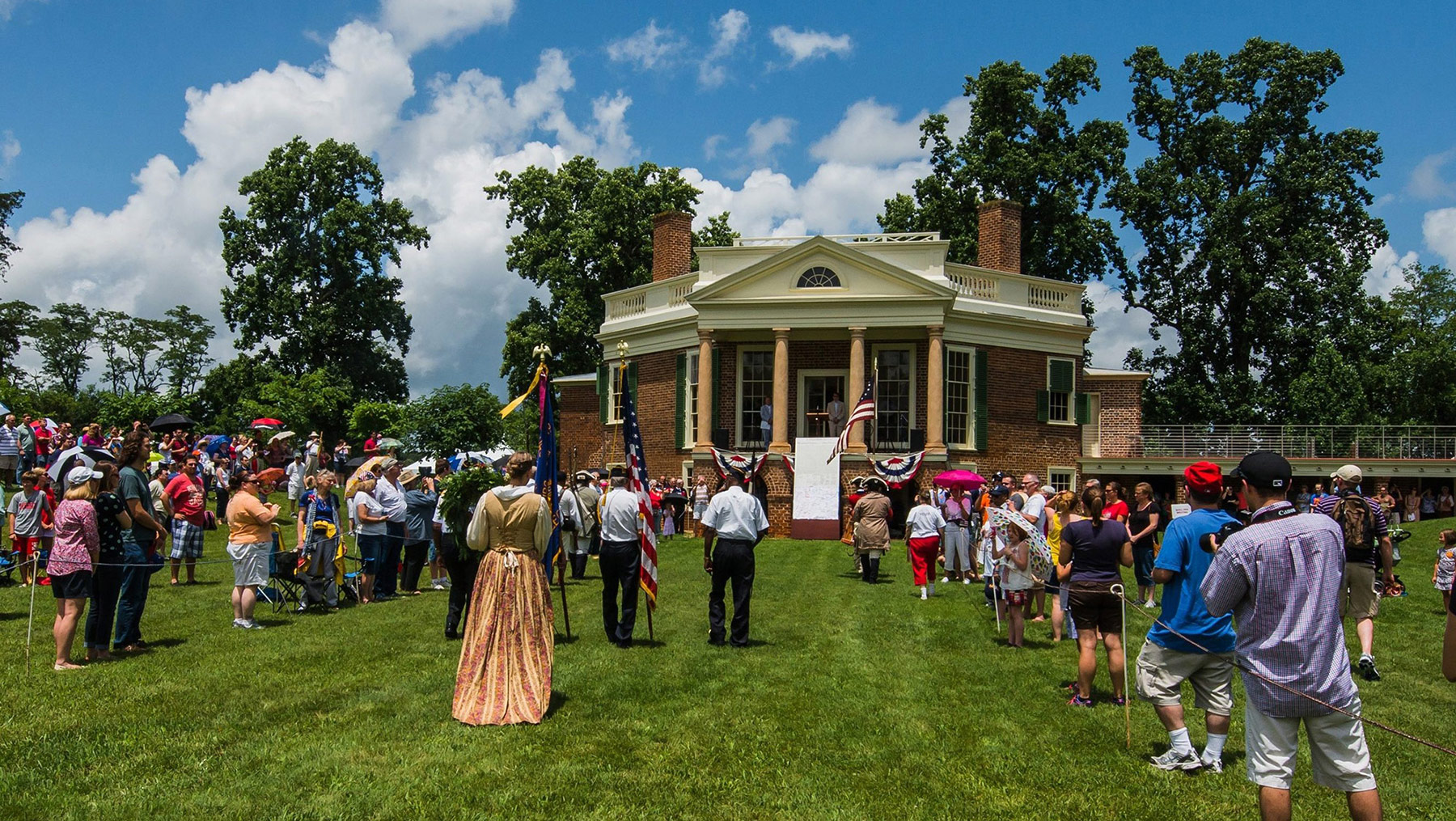 Poplar Forest 4 July